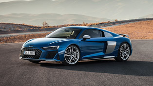2020 Audi R8 Decennium makes its global debut! Details here!