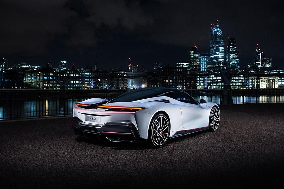 2020 Automobili Pininfarina Battista