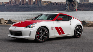 nissan proudly reveals 370z 50th anniversary edition model!