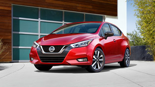 2020 Nissan Versa makes a dramatic debut and reveals tons of new features!