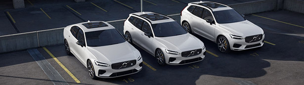 Volvo adds sporty hybrids in the 2020 model lineup