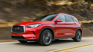 new qx50 receives highest 5-star rating from ncap safety testings!