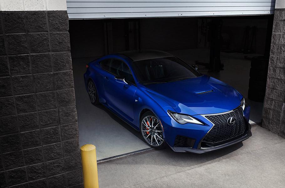 2019 Lexus RC F Coupe