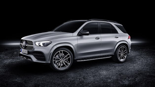 Mercedes-Benz expands GLE lineup with an electric-powered unit!