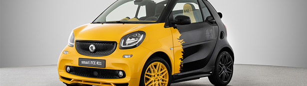 Smart team makes a bold move with a Collector's Edition vehicle. Details here!