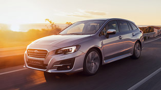 2019 Subaru Levorg catches the eye with sexy design and tons of goodies!