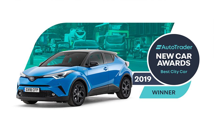 2019 Toyota BestCar Award