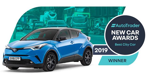 Toyota wins prestigious award at the BestCar event!