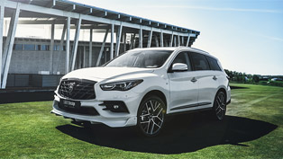 LARTE Design makes new 2020 QX60 even more appealing!