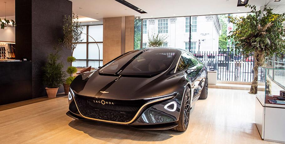 2019 Aston Martin Lagonda Vision Concept