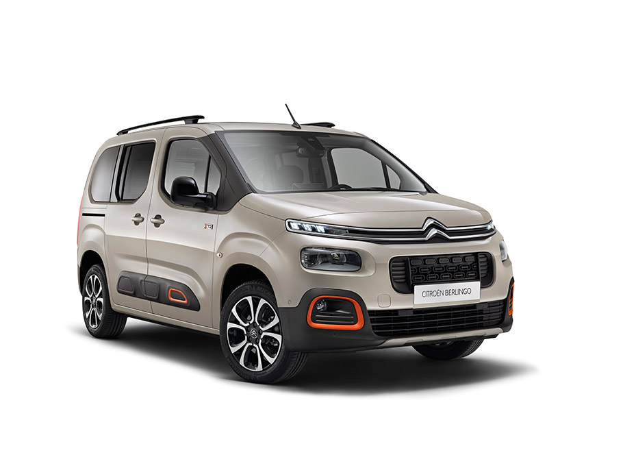 2019 Citroen Berlingo Flair XTR
