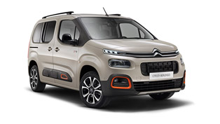 Citroen adds a new trim level to the Berlingo lineup. Check it out!