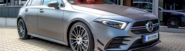 Mercedes-AMG A45 receives PedalBox from DTE Systems! Details here!