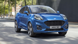 Ford unveils new Puma comact crossover - is it really that agile and elegant?