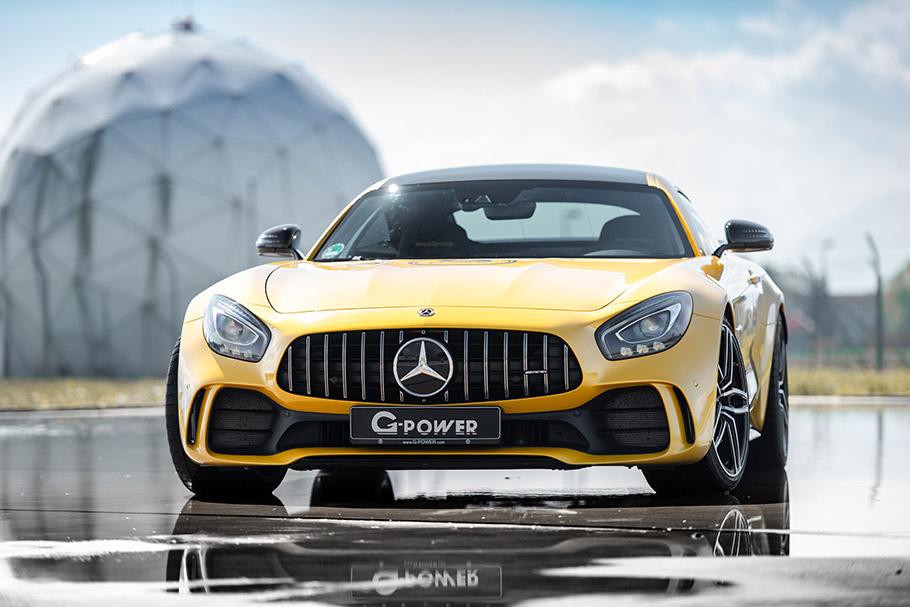 2019 G-POWER Mercedes-AMG GT R