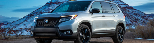 Honda Sensing earns 2019 Passport a 5-Star rating by NHTSA