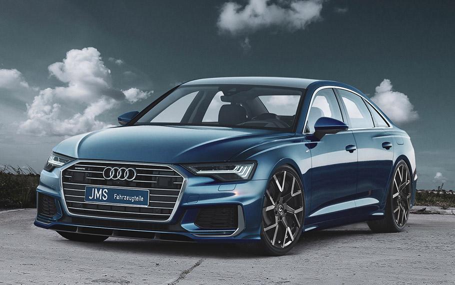 2019 JMS Audi A6