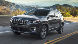 New Jeep Cherokee is ranked first in prestigious Cars.com competition