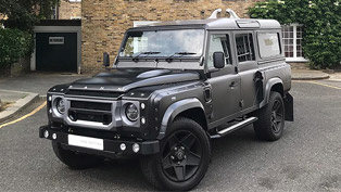Kahn Design presents Defender