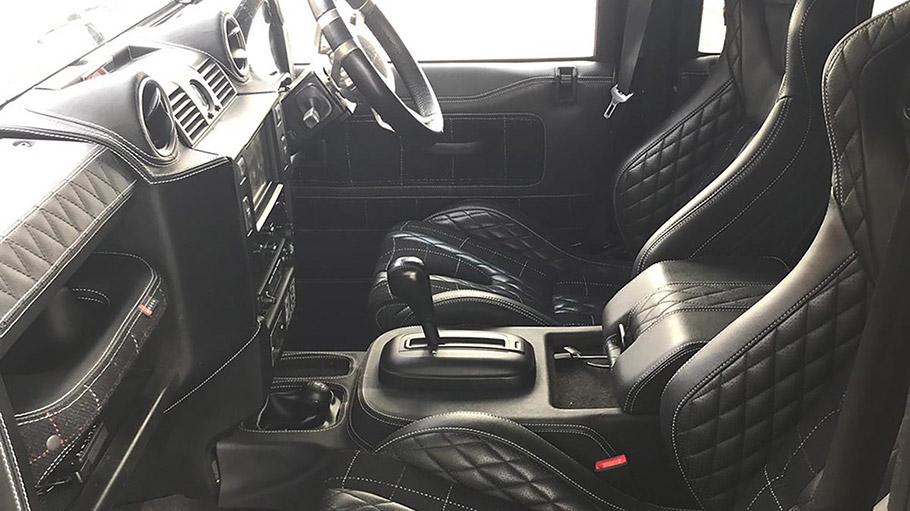 2019 Kahn Design Land Rover Defender End Edition