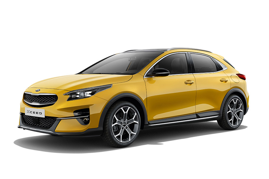 Kia Announced Details For New XCeed Lineup