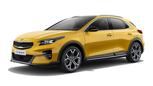 Kia presents new XCeed model. Check it out!