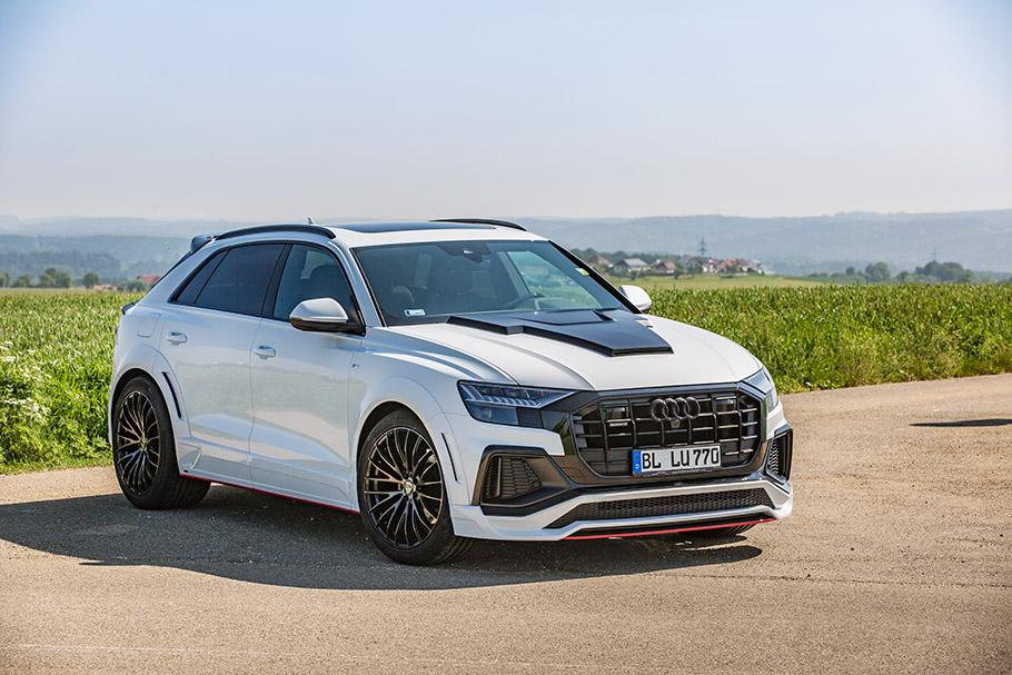 2019 LUMMA Design Audi Q8