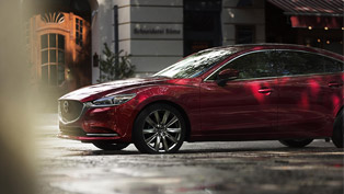 2019 Mazda6 receives the highest LATCH rating from IIHS!