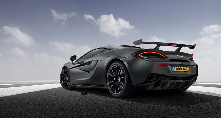 2019 McLaren High Downforce Kit