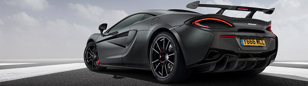 McLaren reveals new upgrade pack for the entire Sport Series lineup!