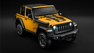 Mopar reveals details about the exclusive Wrangler 1941. Check it out!