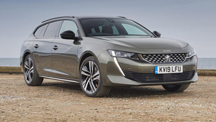 PEUGEOT team announces details about the upcoming 508 SW lineup