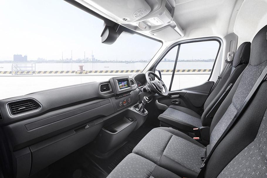 2019 Vauxhal Movano