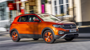 VW T-Cross lineup becomes even more efficient. Here's how!