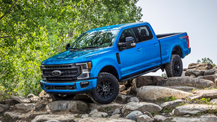 ford reveals new tremor off-road package upgrade. check it out!