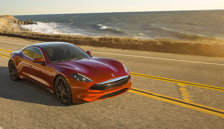 2020 Karma Automotive Revero GT