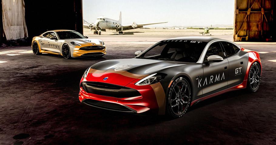 2020 Karma Automotive Revero GT