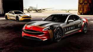 Karma Automotive reveals more details about the goldRush event!