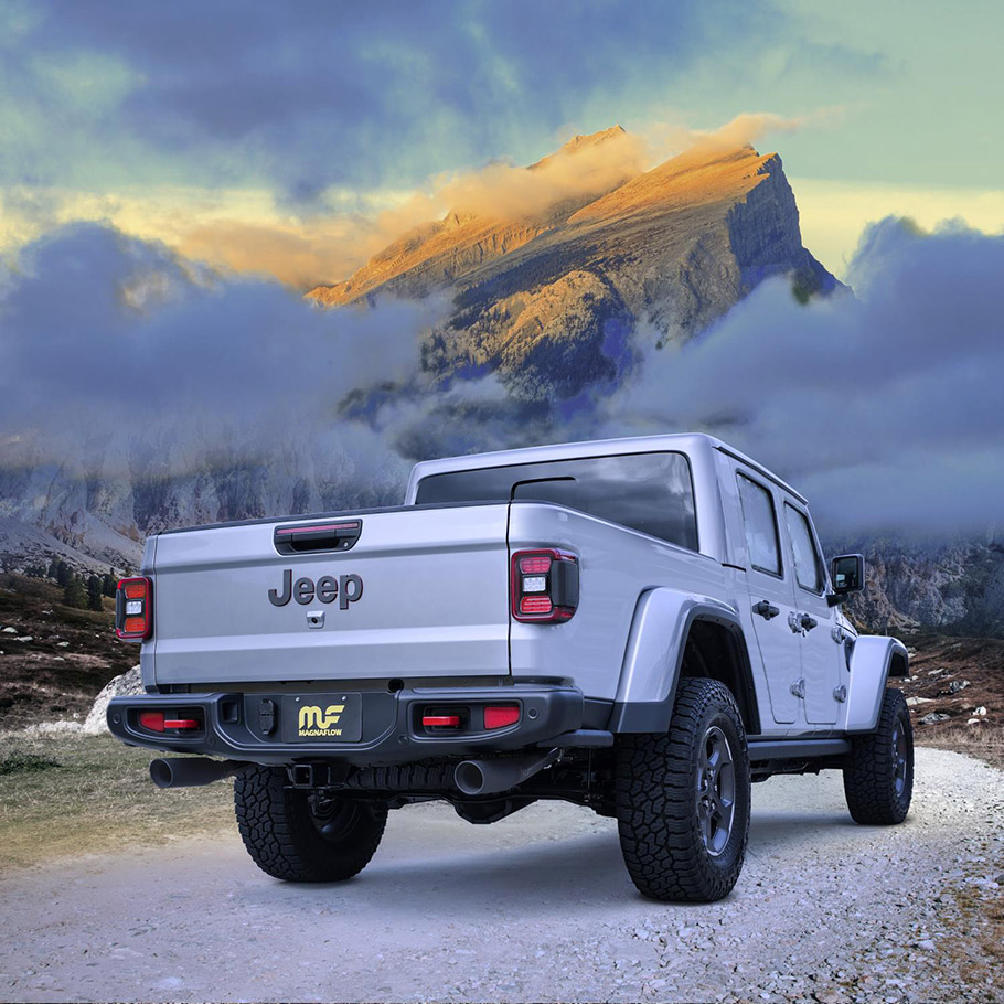 2019 MagnaFlow Jeep Gladiator