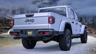 MagnaFlow team creates an exclusive upgrade for Jeep Gladiator. Details here!