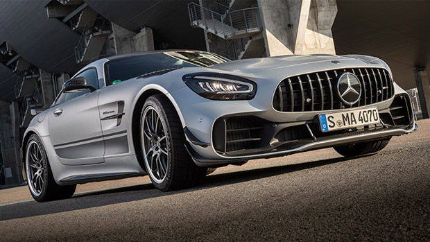 2019 Mercedes-AMG GT R PRO: a quick overview