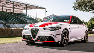alfa romeo presents new racing limited edition vehicles. check 'em out!