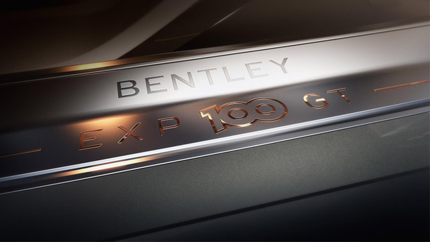 Bentley reveals EXP 100 GT at the day of its 100th anniversary! [VIDEO]