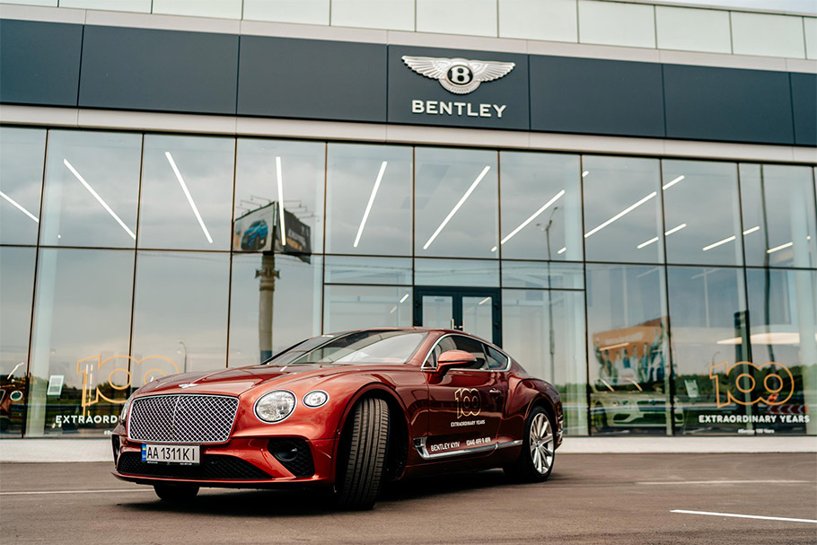 Bentley Opens A New Marketplace In Kyiv. Details Here!