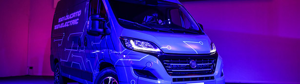 Fiat Professional announces details for the first all-Electric Ducato lineuo