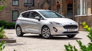 ford reveals details about new fiesta trends lineup!