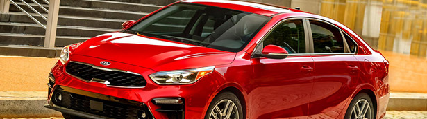 2019 Kia Forte received an APEAL award! Details here!