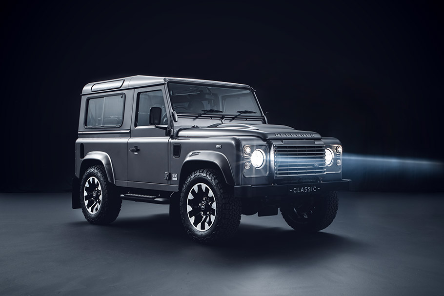 2019 Land Rover Defender Upgrades