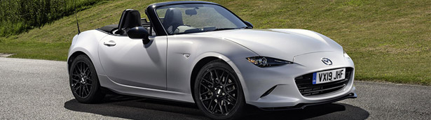 Mazda announces new upgrade packs for MX-5 Miata models. Details here!