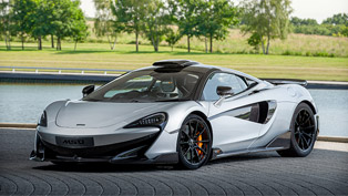 McLaren London sells the 1,000th unit - check it out!